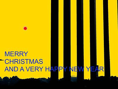 Photograph - Merry Christmas by Anand Swaroop Manchiraju
