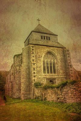 Minster Abbey Art Print by Dave Godden