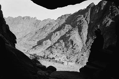Mount Sinai Monastery Art Print