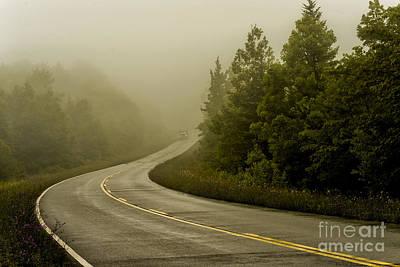 State Love Nancy Ingersoll - Mountain Mist by Thomas R Fletcher