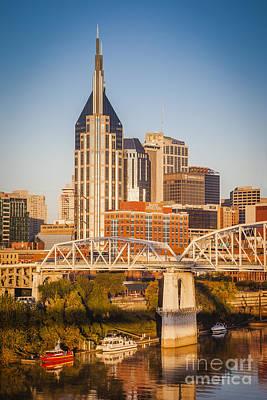 Photograph - Nashville Morning by Brian Jannsen