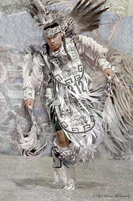 Photograph - Native Dancer by Dyle   Warren