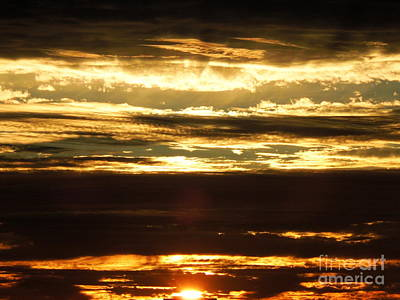 Photograph - Natural Multi Level Sunset by Renee Trenholm
