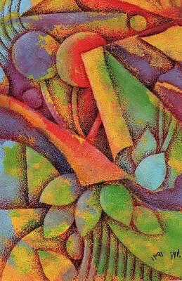 Nature Art Print by Behrooz Haghighi