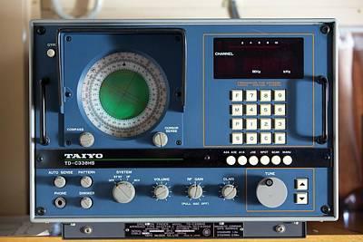 Drake Photograph - Navigational Equipment by Ashley Cooper