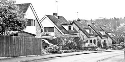 Old Neighbourhood Photograph - Neighborhood by Tom Gowanlock