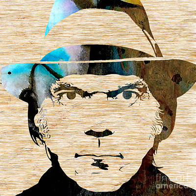 Neil Young Mixed Media - Neil Young by Marvin Blaine