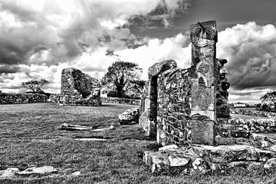 Nendrum Monastic Site Art Print