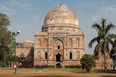 Lodi Photograph - New Delhi, India by Charles O. Cecil