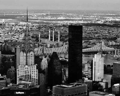 City Photograph - New York City Skyline by David Lobos