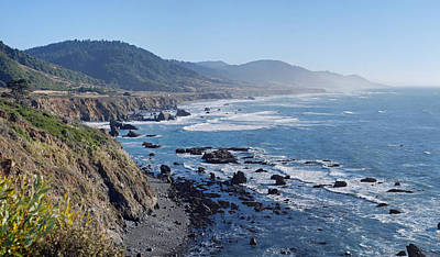 Northern California Photograph - Northern California Coast by Twenty Two North Photography