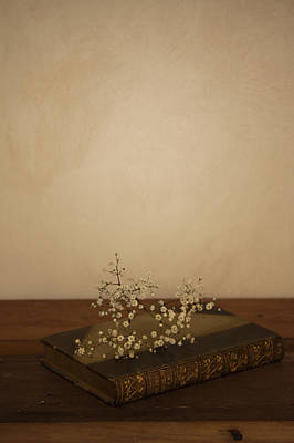 Photograph - Old Book by Ethiriel  Photography