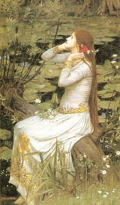 Ophelia Painting - Ophelia by Philip Ralley