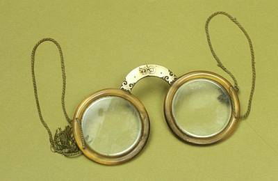 Nineteenth Century Photograph - Oriental Spectacles by Science Photo Library