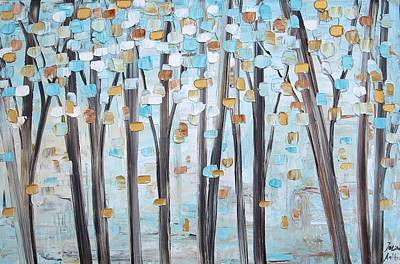 Painting - Original Painting by Jolina Anthony
