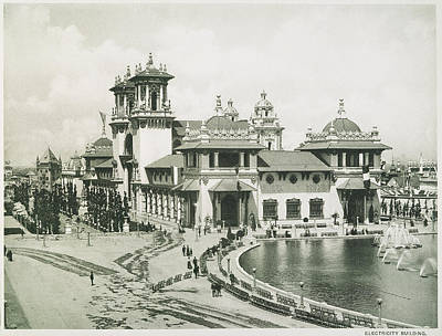Pan-american Expo, 1901 Art Print