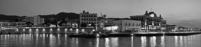 Spetses Photograph - Panoramic View Of Spetses Town by George Atsametakis