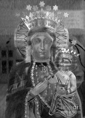 Photograph - Patron Of Poland by Patricia Januszkiewicz