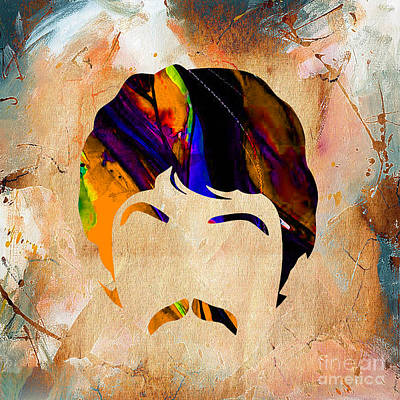 Rock Mixed Media - Paul Mccartney Collection by Marvin Blaine