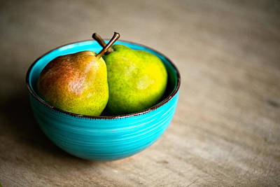Royalty-Free and Rights-Managed Images - Pears by Nailia Schwarz