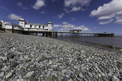 Penarth Pier 2 Art Print