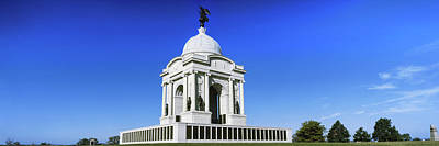War And Peace Photograph - Pennsylvania State Memorial by Panoramic Images