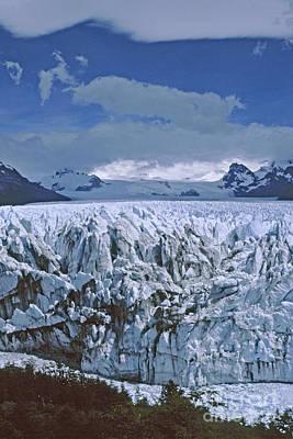 Photograph - Perito Moreno Glacier Argentina by Rudi Prott