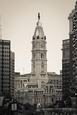 Philadelphia City Hall Original by Aaron Couture
