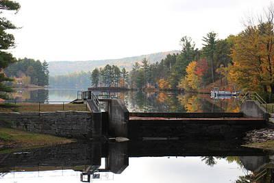 Photograph - Pine River Pond  by Jeffrey Akerson