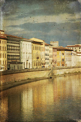 Photograph - Pisa Italy by Ethiriel  Photography