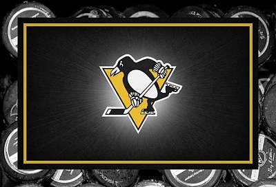 Penguins Photograph - Pittsburgh Penguins by Joe Hamilton