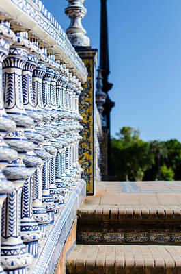 History Photograph - Plaza De Espana by Andrea Mazzocchetti