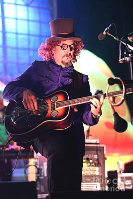 Primus Les Claypool  Art Print by Concert Photos