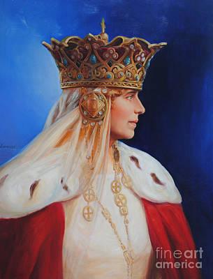 Queen Marie Of Romania Original by George Alexander