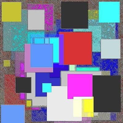 Pastel - Rectangular by George Curington
