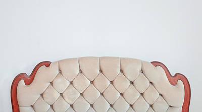 Retro Upholstery Art Print