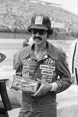Charlotte Photograph - Richard Petty by Retro Images Archive