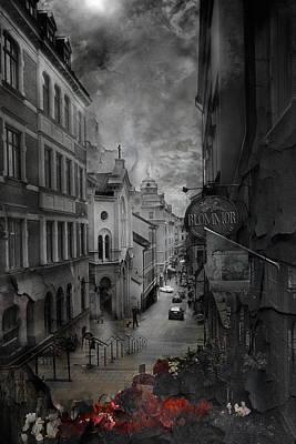 Gloom Digital Art - Riddim by David Fox