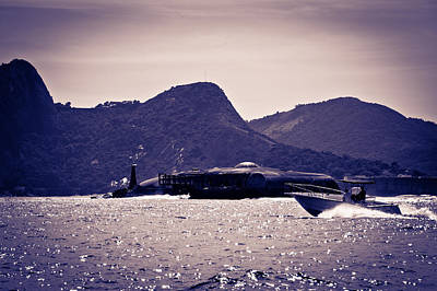 Photograph - Rio De Janeiro Coastline by Celso Diniz