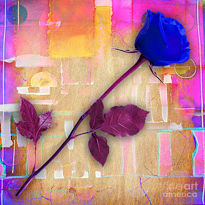 Rose Collection. Art Print by Marvin Blaine