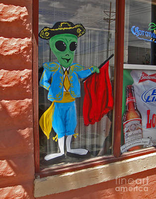 Photograph - Roswell New Mexico by Gregory Dyer