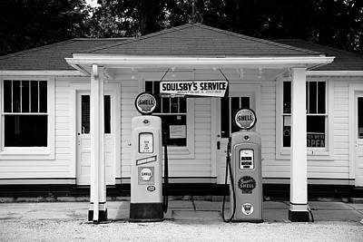 Photograph - Route 66 - Soulsby Station Pumps by Frank Romeo
