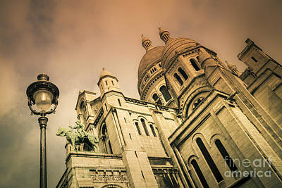 Impressionist Nudes Old Masters - Sacre Coeur by Brian Jannsen