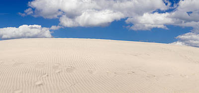 Atlantic Islands Photograph - Sand Dunes In A Desert, Maspalomas by Panoramic Images