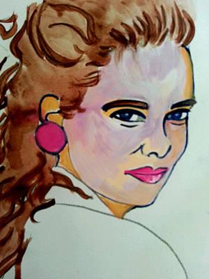 Painting - Sarah by Nikki Dalton