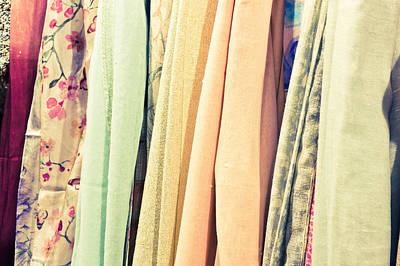 Hijab Fashion Photograph - Scarves by Tom Gowanlock