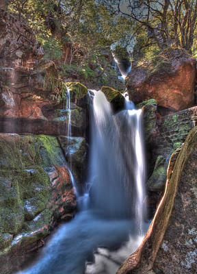 Firefighter Patents Royalty Free Images - Scotish waterfall HDR Royalty-Free Image by Ollie Taylor