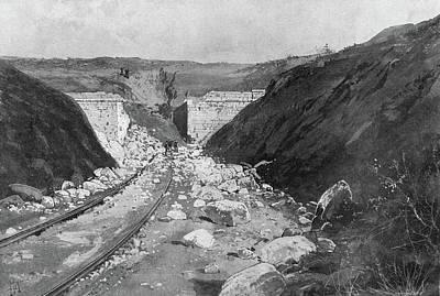 Second Boer War, 1900 Art Print by Granger