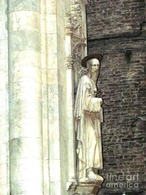 Siena Sculpture Art Print