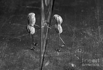 Miniature Photograph - Simple Things - Apart by Nailia Schwarz